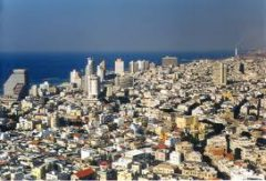 Tel Aviv is the face of contemporary Israel