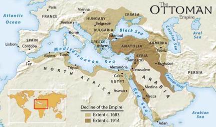 spanish and ottoman empires After mercury amalgamation was introduced, the silver production of potosí grew dramatically, flooding spain, europe and the ottoman empire with the precious metal the effects were felt even farther afield it has been estimated that one- third to one-half of the silver production of potosí ultimately found its way to china.
