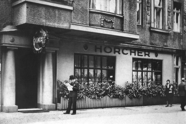 Horcher's, Berlin's finest restaurant, was forced to close in 1943