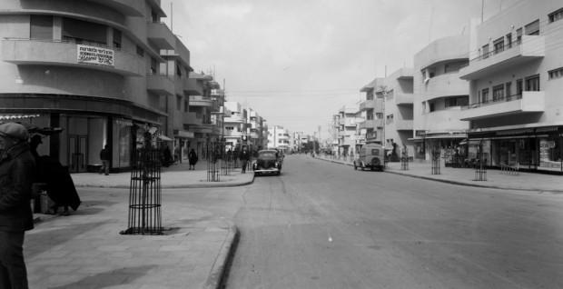 Tel Aviv during the 1930s