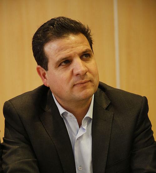 Ayman Odeh (Wkimedia)