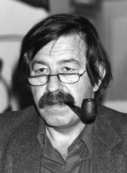 Gunter Grass in his younger years