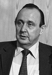 Heinz Dietrich Genscher