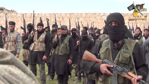 Foreign jihadists in Syria