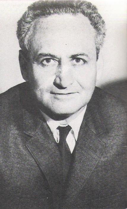 Yehoshafat Harkabi