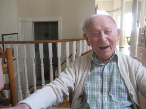 David Kirshner at 100