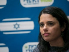 Israeli Bill Would Stifle Political Dissent
