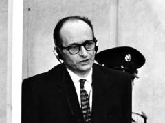 """Eichmann Was Much More Than A """"Pencil-Pusher"""""""