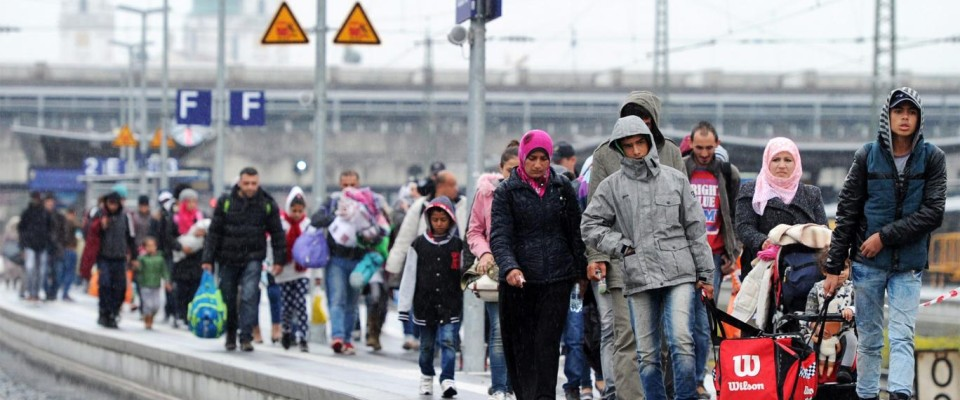 Germany Hardens Refugee Policy