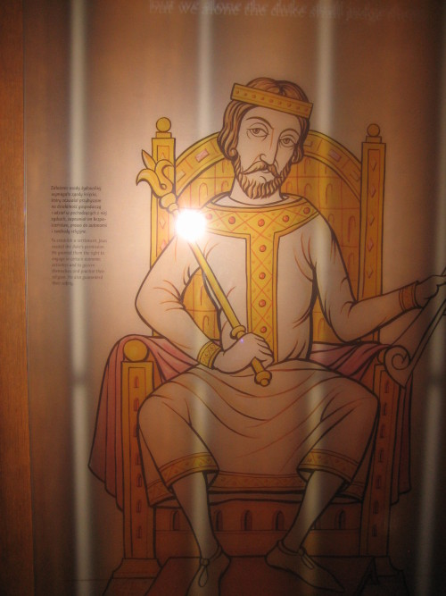 Boleslaw the Pious (Sheldon Kirshner photo)