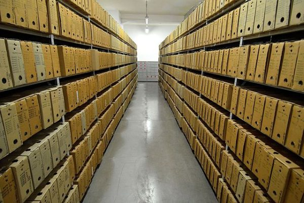 Files at the Institute of National Remembrance