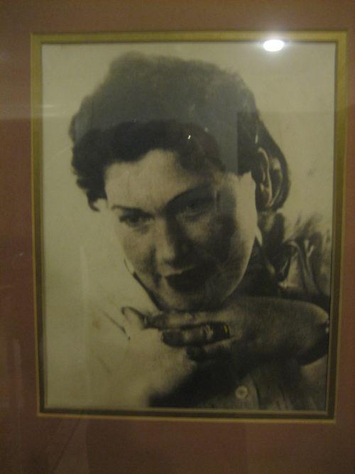 Genya Kirshner in late 1940s (family photo)