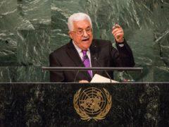 Antisemitic Rhetoric From Mahmoud Abbas