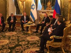 Israel's Relationship With Russia Blossoming