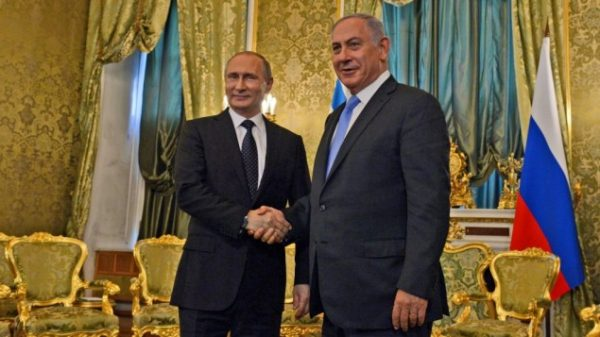 israel and america relationship with russia