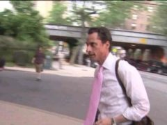 Weiner Charts The Fall Of A Politician