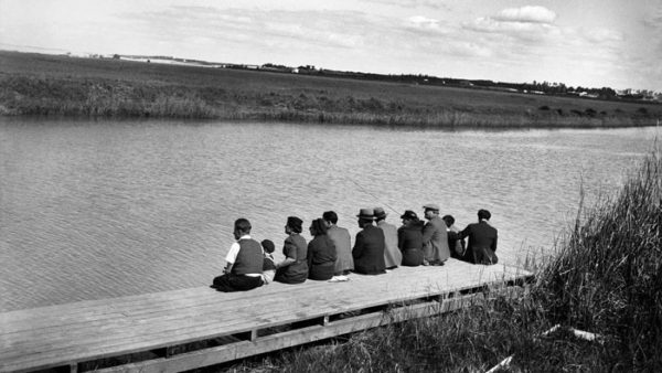 The Yarkon in the 1920s