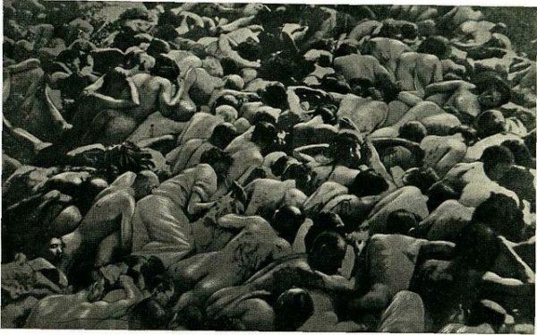 Jewish victims of Einsatzgruppen atrocities