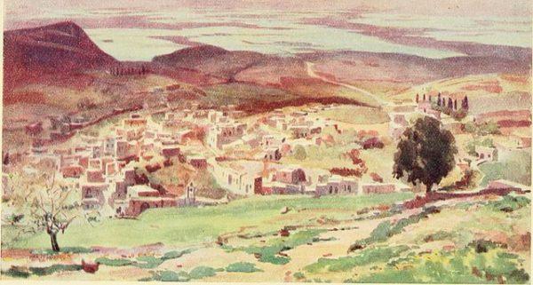 Nazareth in the 1920s
