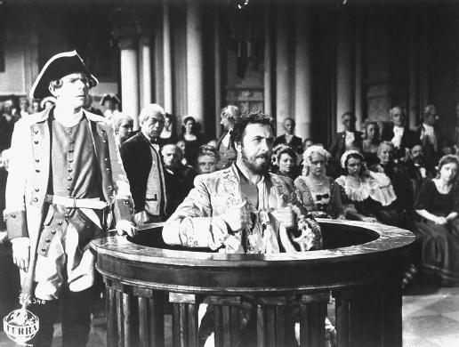 Oppenheimer on trial in a kangaroo court