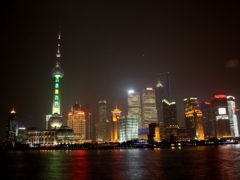 Shanghai — A City On The Move
