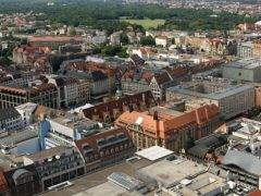 Leipzig Steeped In Musical Lore