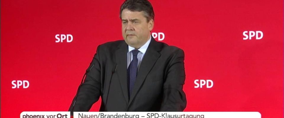 German Foreign Minister Breaks The Silence