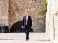 Trump Adopts Tougher Policy Toward Iran