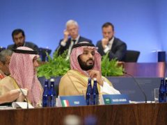 Saudi Arabia Shifts Gears