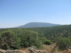 Hiking In The Galilee