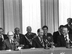 Anwar Sadat's Historic Visit To Israel