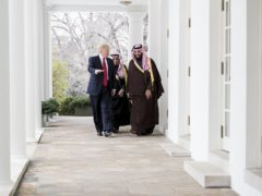 Saudi Crown Prince Offers An Olive Branch