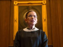 A Film Portrait of Ruth Bader Ginsburg