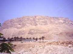 Masada — A Beacon Of Freedom And Despair