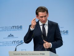 Kurz Owns Up To Austria's Nazi Past