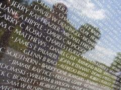 Vietnam Veterans Memorial A Somber Site