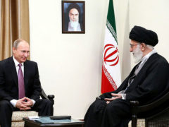 Russia And Iran Are Wary Allies