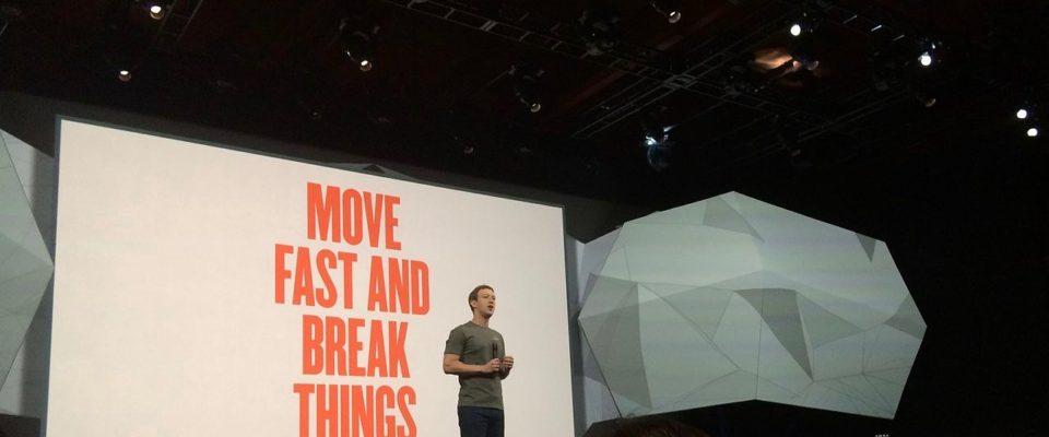 The Astonishing Naivete of Mark Zuckerberg
