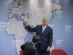Bibi: A Biography of Benjamin Netanyahu