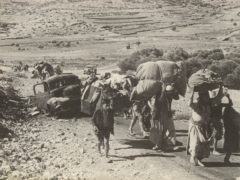 U.S. Alters Policy Toward Palestinian Refugees