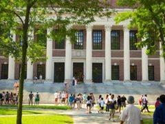 History Repeats Itself At Harvard