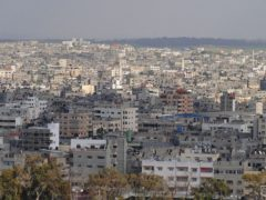 Rehabilitating Gaza And Averting Violence