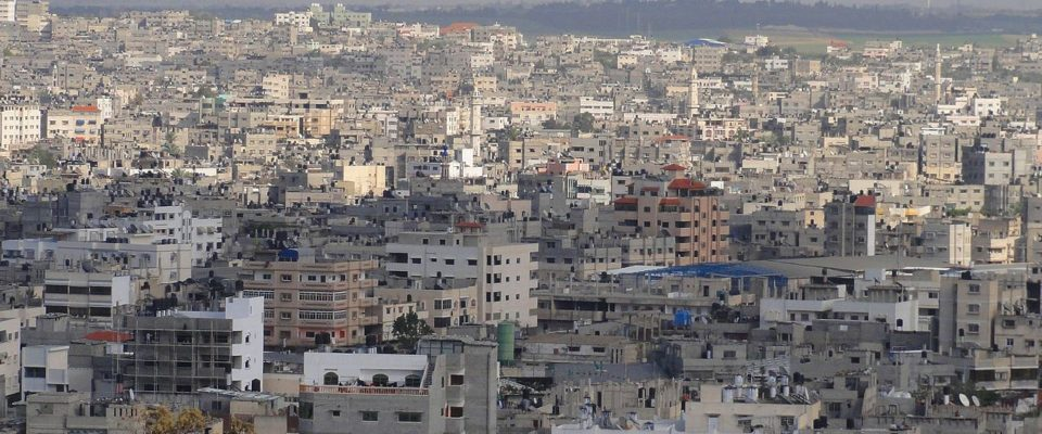 Rehabilitating Gaza And Averting Violence