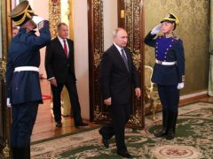 Russia's Convoluted Policy In Syria