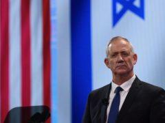 Benny Gantz Challenges Netanyahu