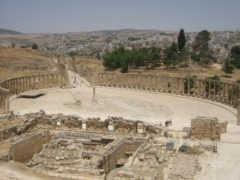 The Glorious Ruins Of Jerash