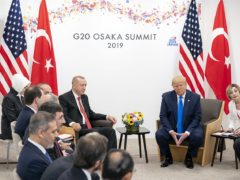 Turkey's Relations With The U.S. Hit Another Low