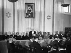 Israel's Great Debate